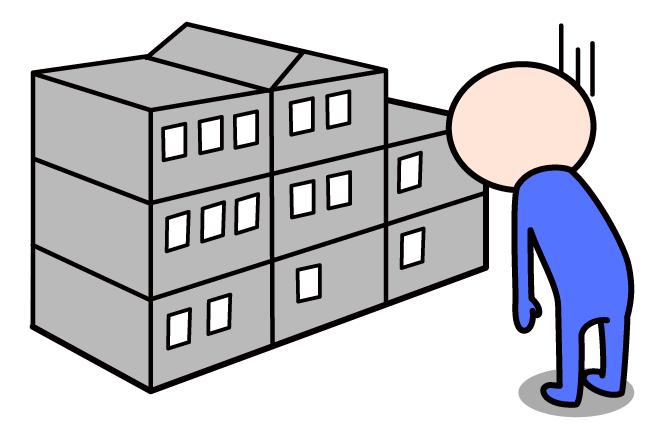 マンション 売れない 囲い込み