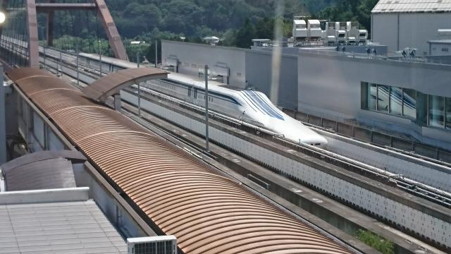 リニア中央新幹線 地価