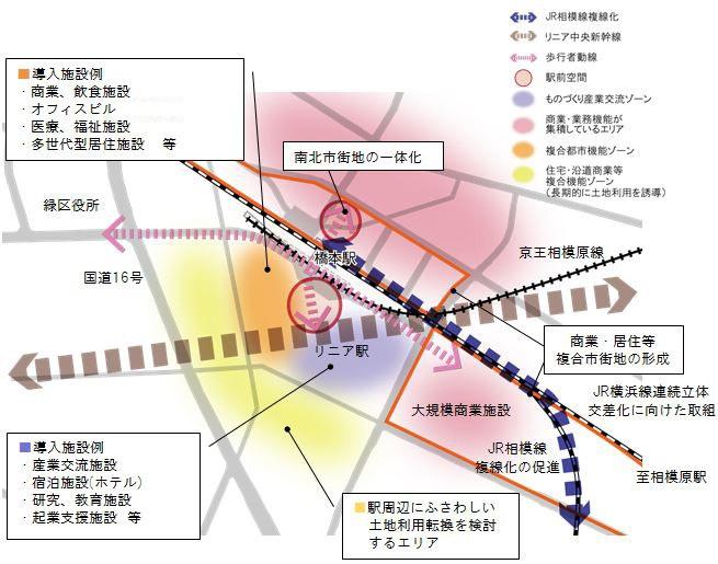リニア中央新幹線 橋本駅