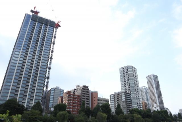 ブリリアタワー上野池之端 購入