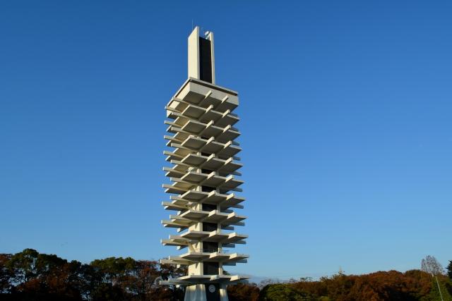 駒沢オリンピック公園への東京オリンピック