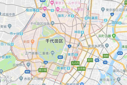 千代田区でマンション売却