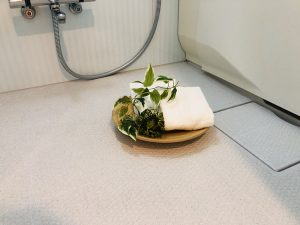ホームステージング 浴室